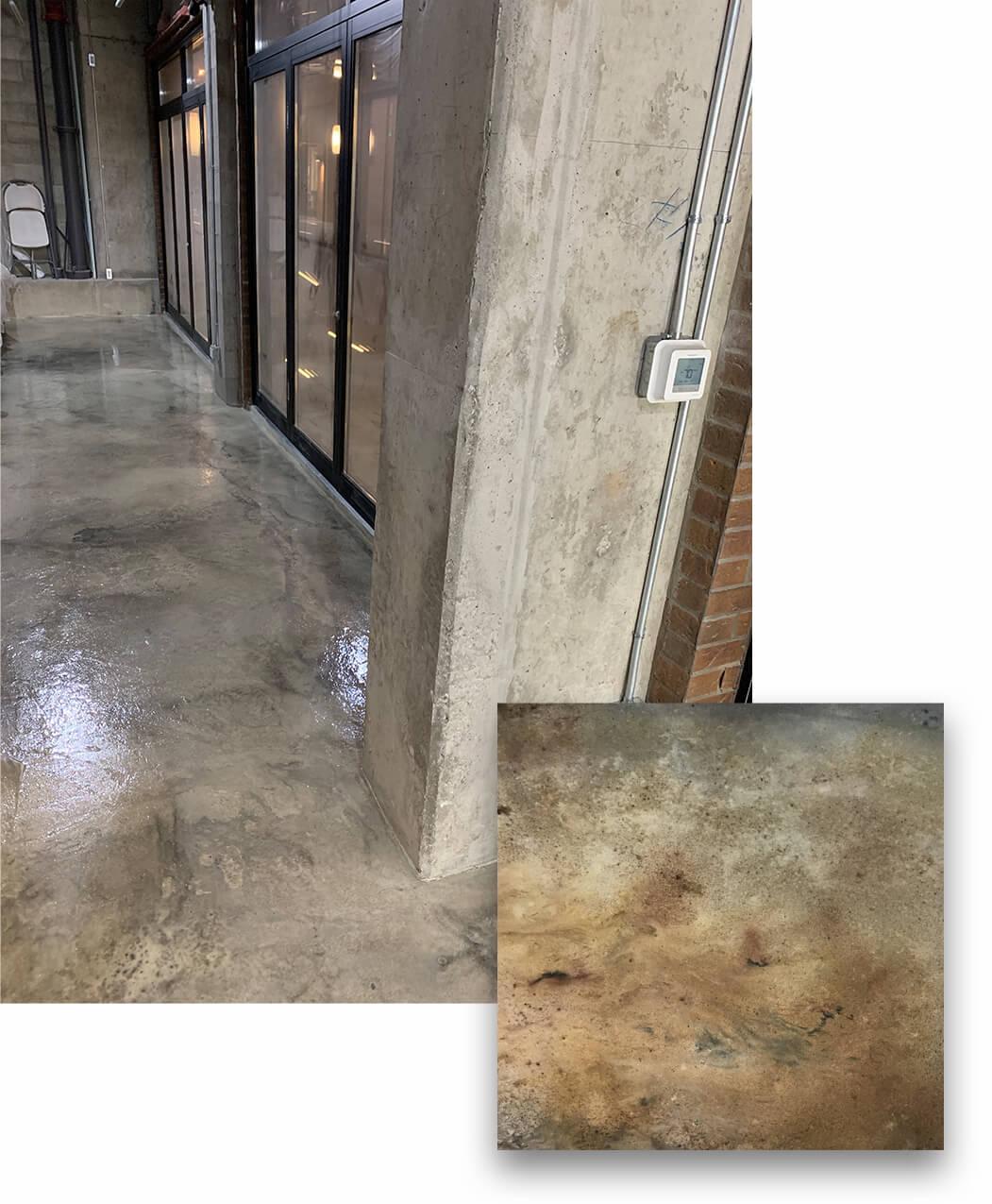 Toronto epoxy floors and coatings